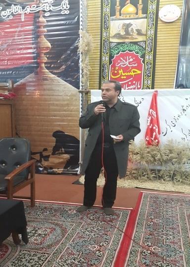 """حضور شهردار و رییس شورای شهر در مسجد ۱۴ معصوم """"محله ده شریفا""""+گزارش تصویری"""