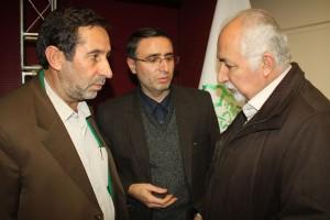 جلسه مترو رییس شورای شهر ورامین با معاون شهردار تهران+گزارش تصویری