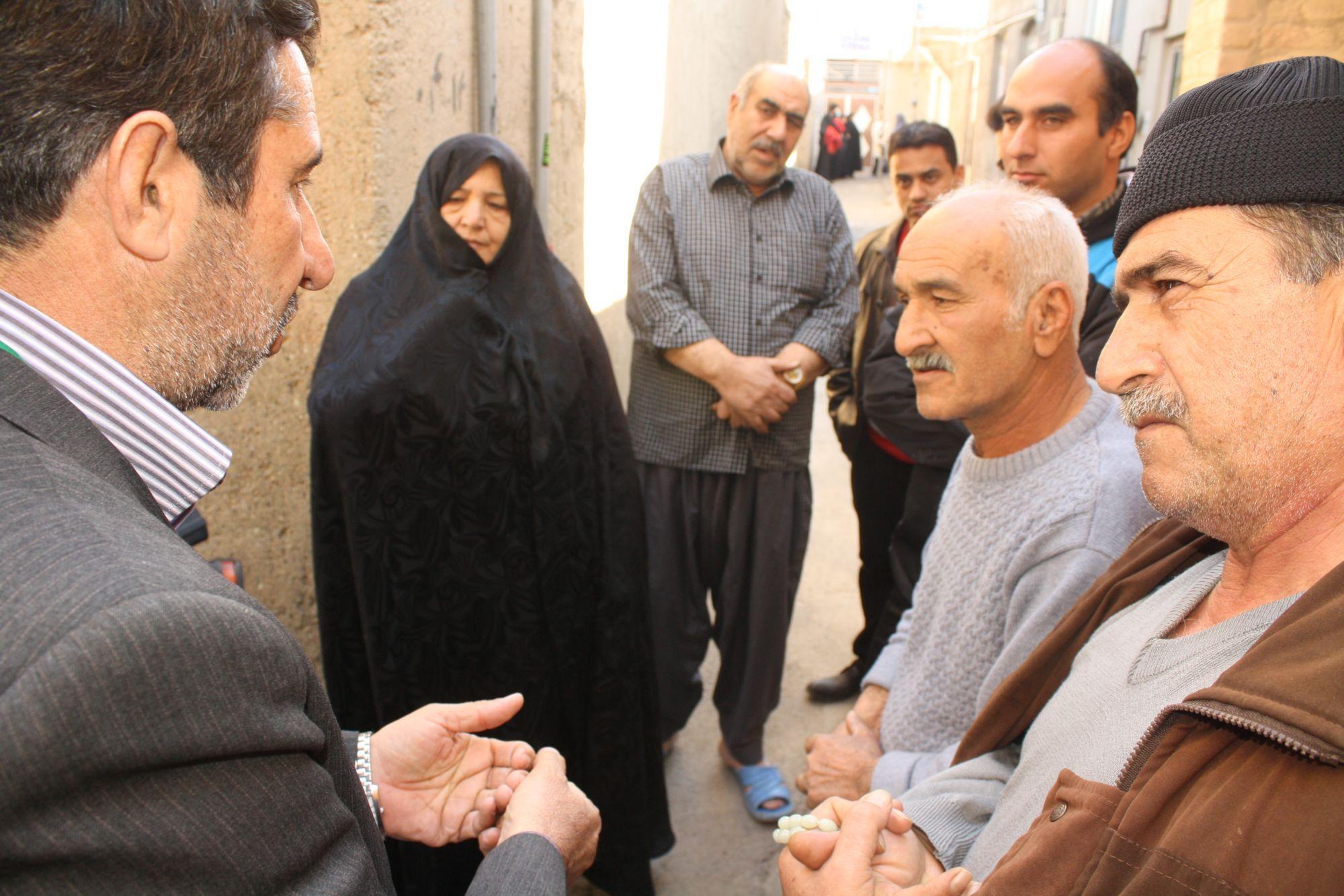 سومین طرح ورامین گردی رییس شورای اسلامی شهر ورامین +گزارش تصویری