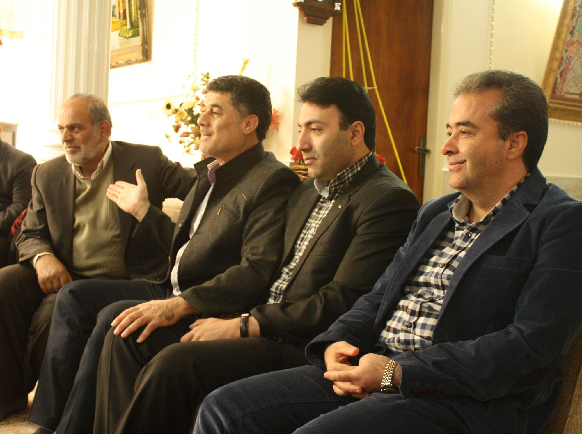 شهردار ورامین:جانبازان ذخیره های باارزش نظام هستند