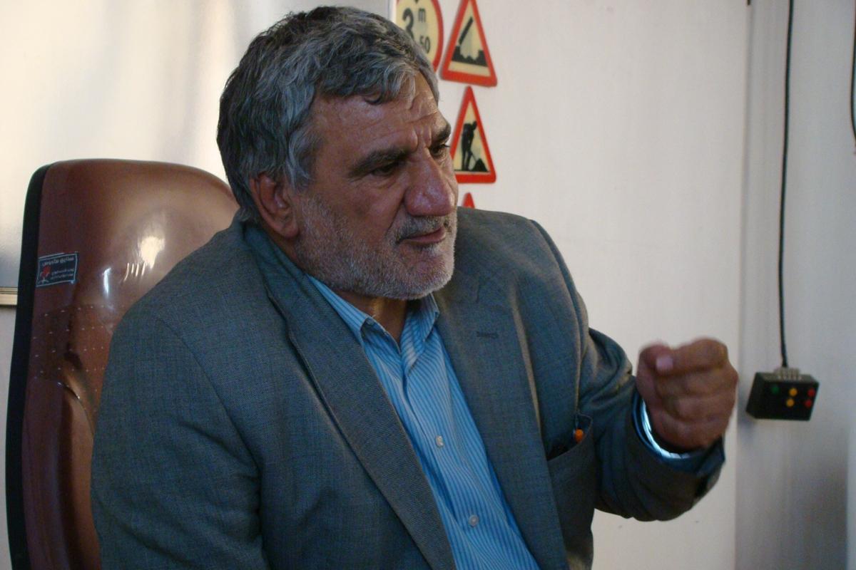 رضا مهماننواز:به دستور شهید بهشتی جزو کمیته حفاظت از جایگاه سخنرانی  امام منصوب شدم