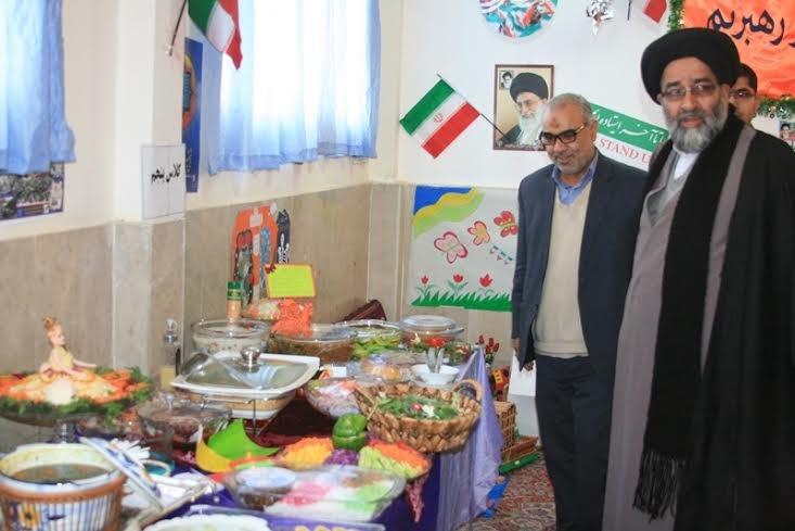 جشنواره غذا در ورامین برگزار شد