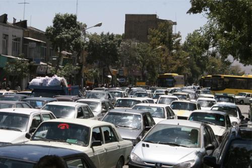 گلایه شهروندان ورامینی از معضل ترافیک در برخی ساعات شبانه روز