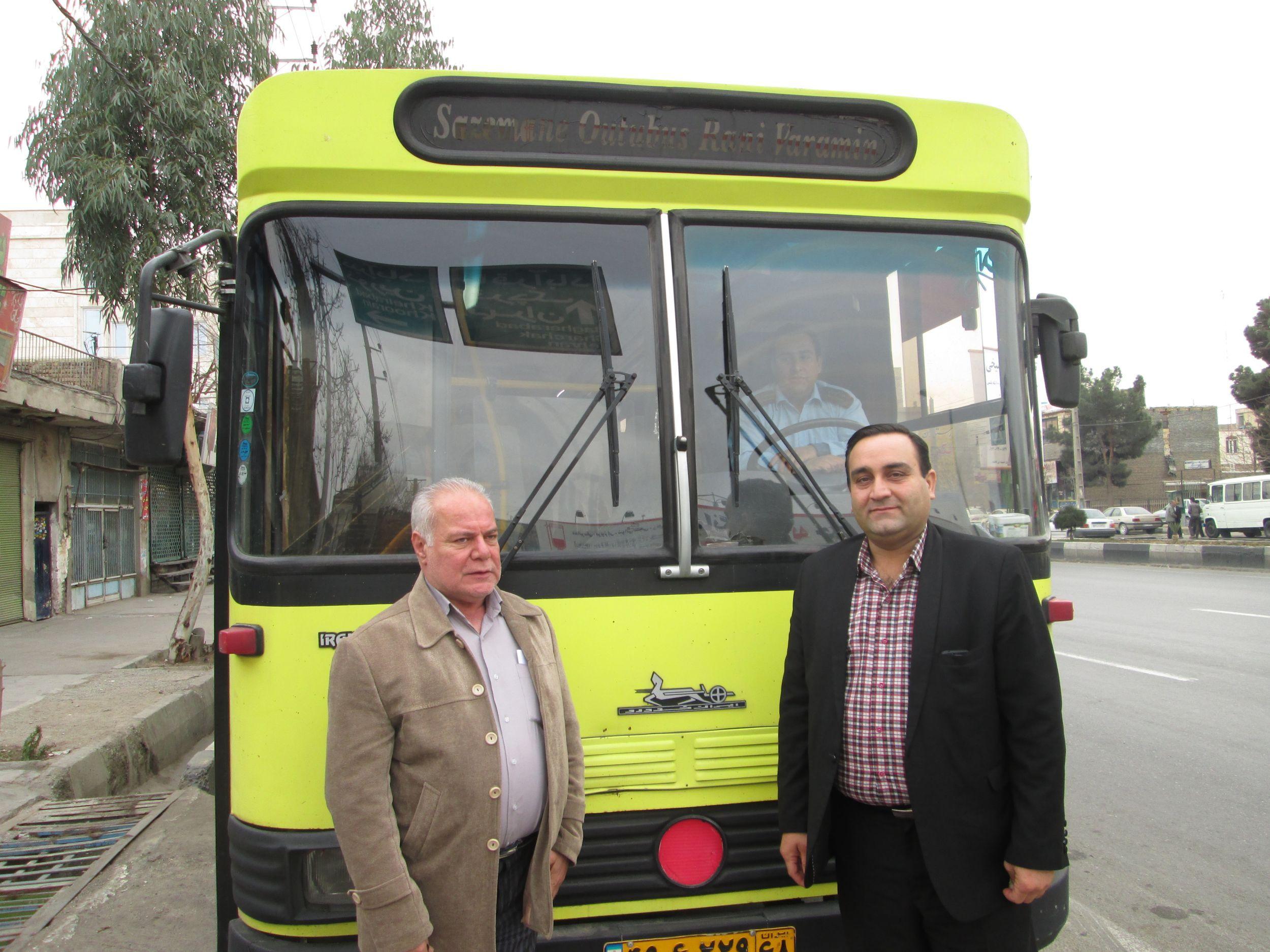 افزایش ساعات کاری ناوگان اتوبوسرانی در آستانه سال نو و برقراری کشیک کاری در ایام نوروز