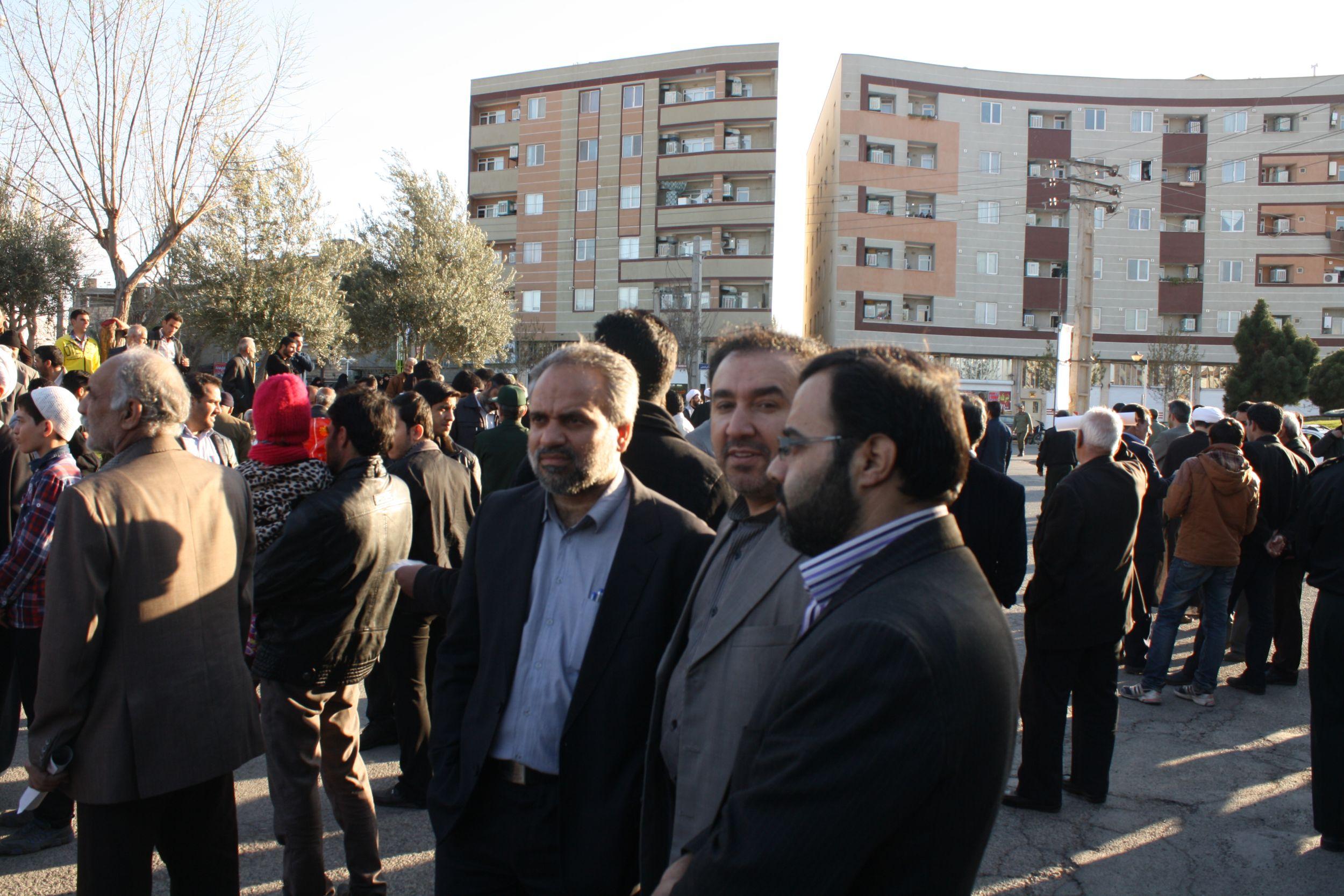 طی نامه ای:مدیر کل حراست استانداری تهران از رییس حراست شهرداری ورامین تقدیر و تشکر کرد