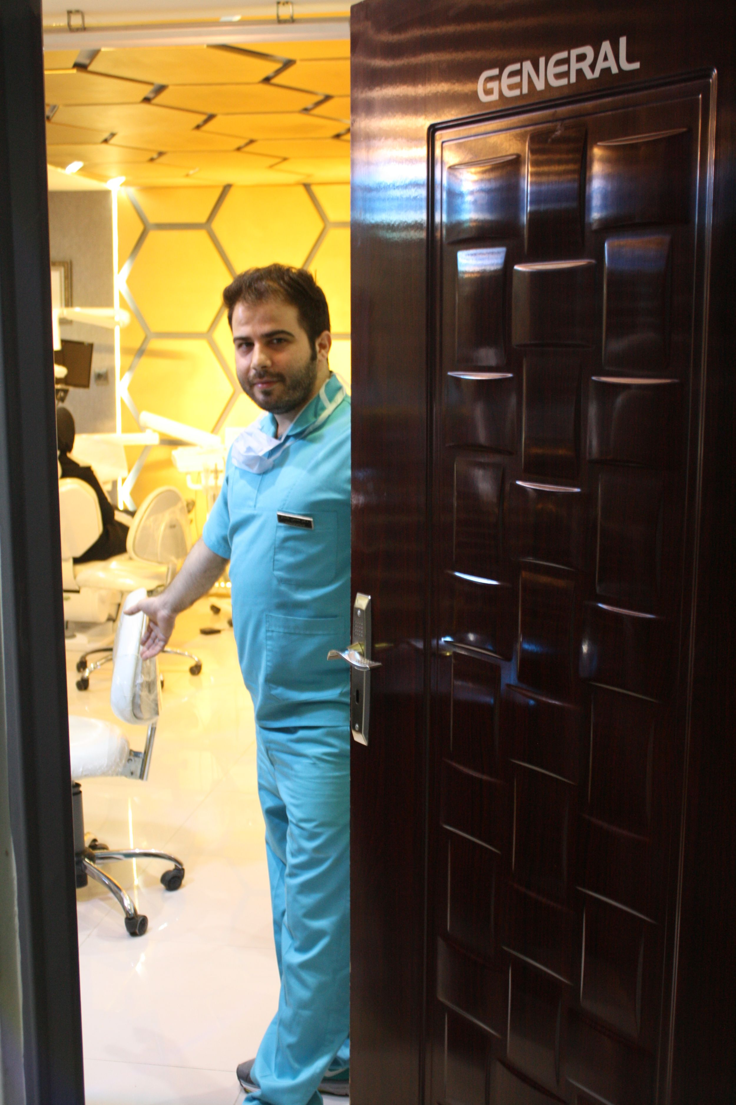 دکتر عابدلو:قصد داشتم در انتخابات مجلس کاندید شوم اما منصرف شدم