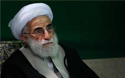 تشکر آیت الله جنتی از ابراز همدردی رییس شورای اسلامی شهر ورامین