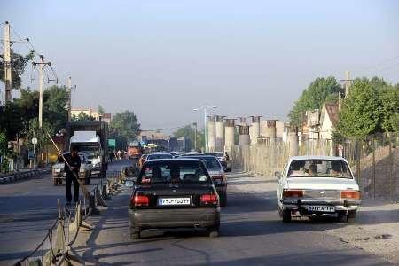 احداث پل امام رضا بدون درنظرگرفتن طرح جامع شهری