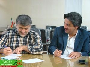 بهزاد حسینی از شورا استعفا کرد