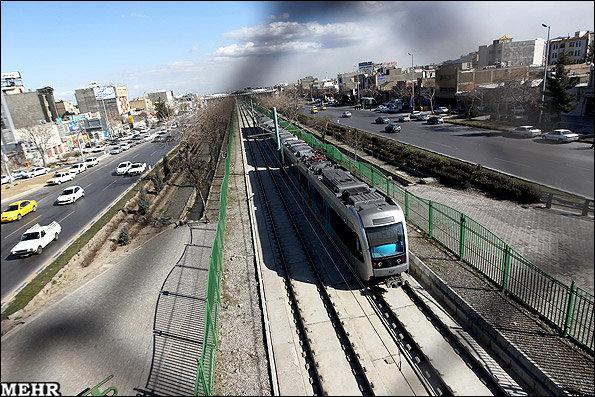 قطار حومه ای جایگزین پروژه ملی متروی ورامین شد
