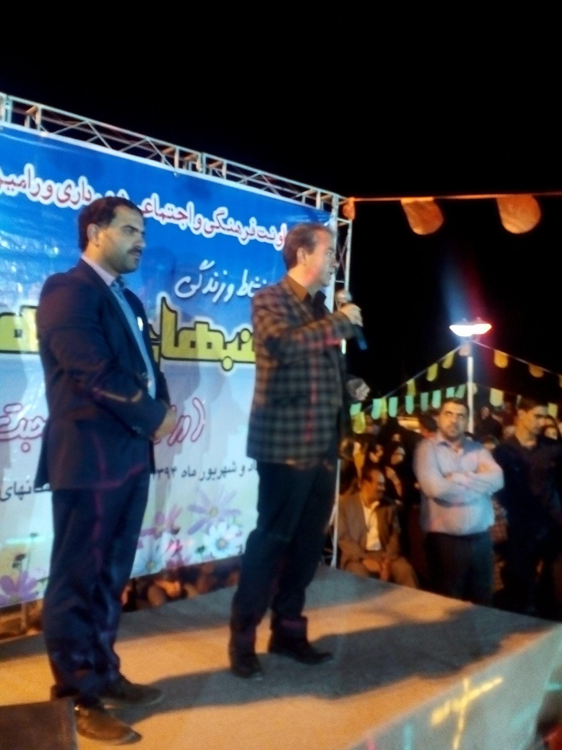 استقبال پرشور شهروندان از برنامه شبهای مهتابی شهرداری ورامین