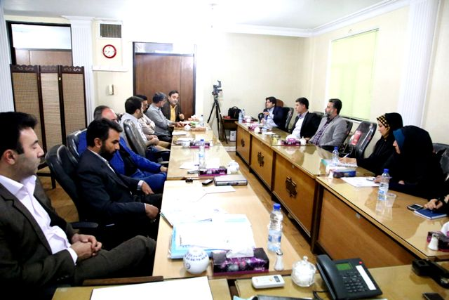 یکصد و هفتاد و ششمین جلسه شورای اسلامی شهر ورامین برگزار شد