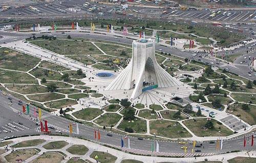 معماری شهری، پس از انقلاب