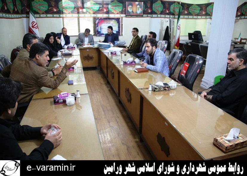 شورای اسلامی شهرورامین توهین روزنامه قانون به ورامین را محکوم کرد