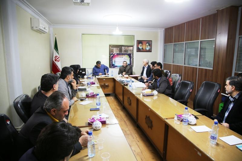 رئیس دادگستری شهرستان ورامین مهمان ویژه شورای اسلامی شهر