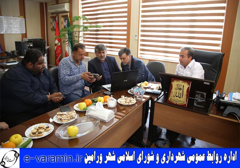 اولین نشست برپایی موکب احباب الرضا(ع) در سال ۱۳۹۵ برگزار شد .