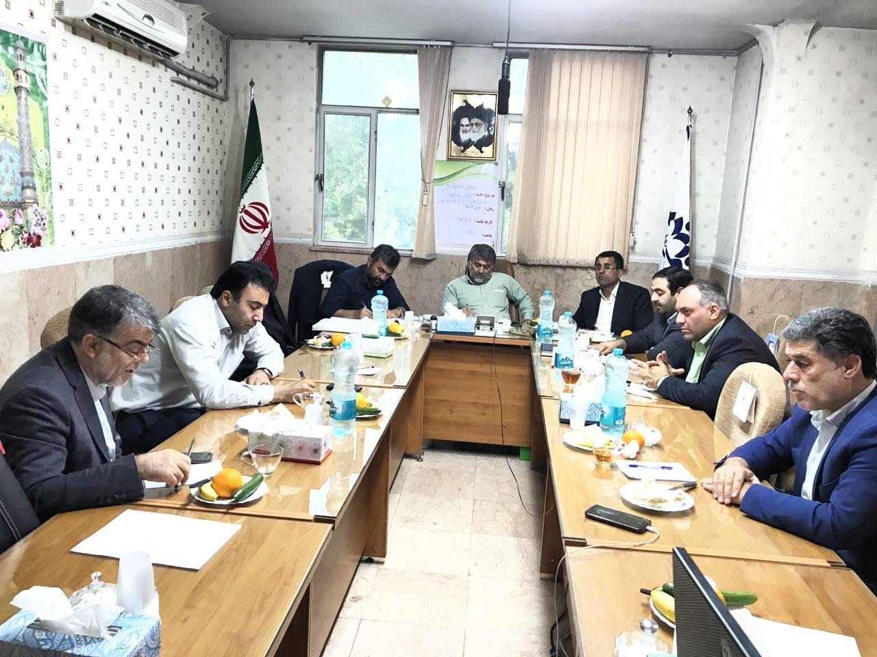 شصتمین جلسه رسمی شورای اسلامی شهر ورامین برگزار شد