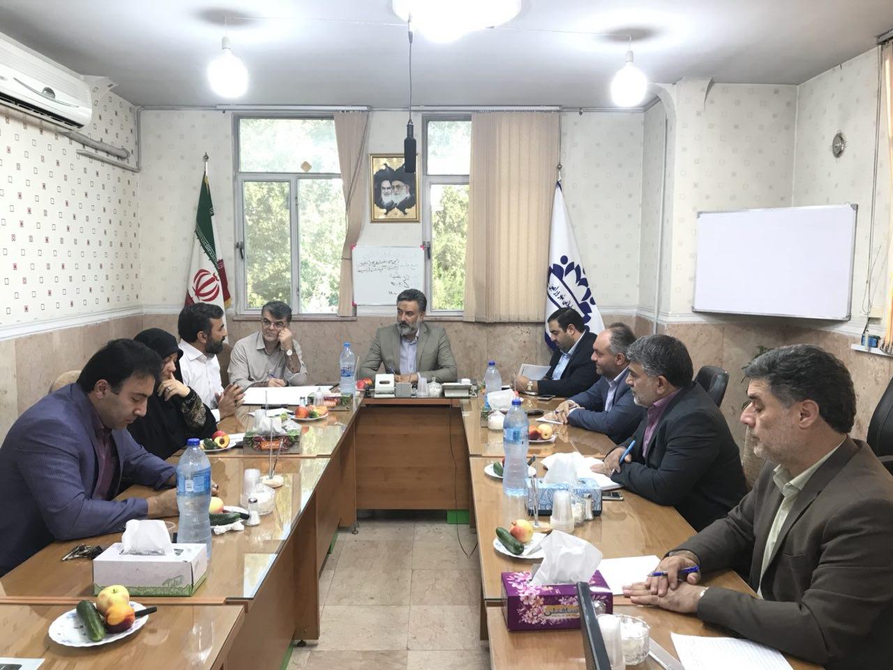 روسای کمیسیون های شورای اسلامی شهر ورامین مشخص شد